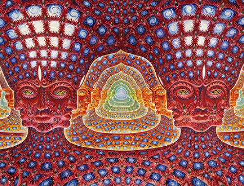 Alex Grey about Ayahuasca